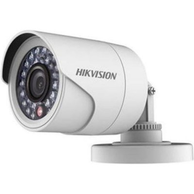 Camera Analogica Hikvision DS-2CE16C0T-IRP, TVI, Bullet, 1MP, 2.8mm