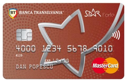 Card STAR Forte